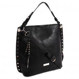 Dámská kabelka Doca 13386 - černá