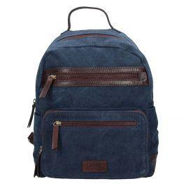 Pánský batoh Lagen Rasta - modro-hnědá