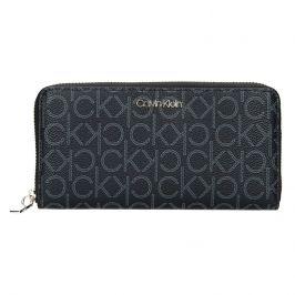Dámská peněženka Calvin Klein Kaira - černo-šedá