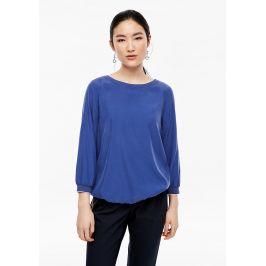 s.Oliver dámské tričko 14.002.19.2952/5603 Modrá 34