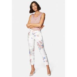 Mavi dámské kalhoty Suzie s květinovým potiskem Multi 26