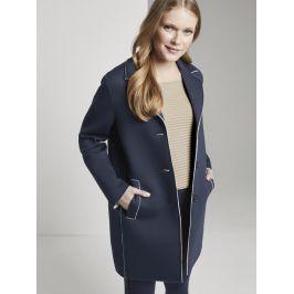 Tom Tailor dámský jarní kabát 1016760/10668 Modrá M
