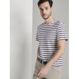 Tom Tailor pánské tričko 1018127/22377 Multi XL