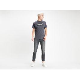 Levis pánské tričko s logem 22489-0248 Šedá XXXL