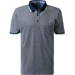 Pierre Cardin pánské triko s límečkem 52124/01226/3104 Modrá L