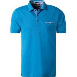 Pierre Cardin pánské triko s límečkem 52114/1227/3760 Modrá L