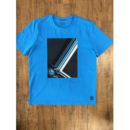 Pierre Cardin pánské tričko 52200 1259 3760 Modrá L