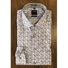 Olymp společenská košile s dlouhým rukávem 1328/54/27 Multi 40