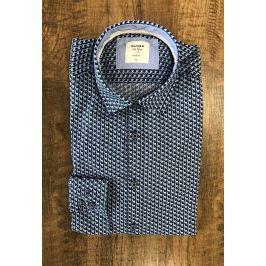 Olymp Level Five pánská košile 3090/54/18 Modrá L