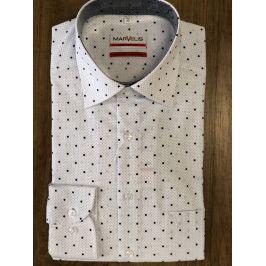 Marvel pánská košile s dlouhým rukávem 7304/11 Multi 40