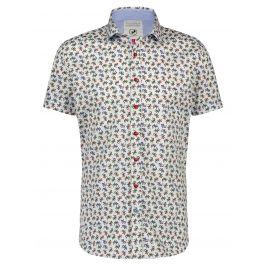 A Fish Named Fred pánská košile 20.03.064 Multi XL