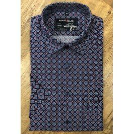 Marvelis volnočasová košile s krátkým rukávem 6072_52_18 Multi L