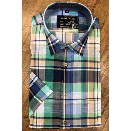 Marvelis volnočasová košile s krátkým rukávem 6126/52/45 Multi L