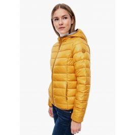 s.Oliver Q/S dámská podzimní bunda 4E.095.51.2153/1549 Žlutá S