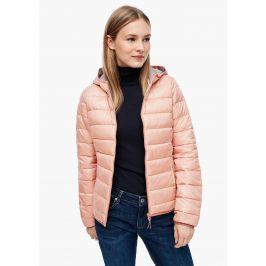 s.Oliver Q/S dámská podzimní bunda 4E.095.51.2153/2015 Růžová XS