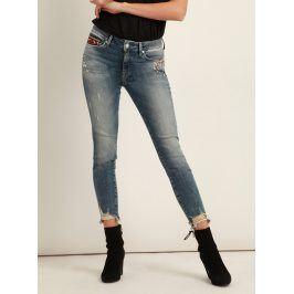 Mavi dámské kotníkové džíny 10729-25994 Modrá 26