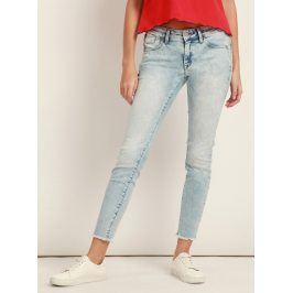 Mavi kotníkové džíny Lexy 10734-25990 Modrá 26