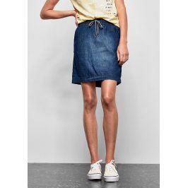s.Oliver Q/S dámská sukně 41.804.79.4404/57Y6 Modrá 34