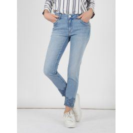 Mavi dámské kotníkové džíny Sophie 10844-25229 Modrá 28