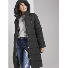 Tom Tailor Denim zimní kabát 1012349/14482 Černá M