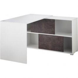 Kancelářský stůl s regálem Germania GW-Altino