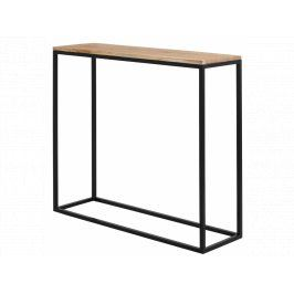 Toaletní stolek Luren Dub, 92 cm vysoký (RAL9005)  Nordic:56229 Nordic
