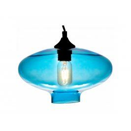 Závěsné světlo Todus nature 28 cm, modrá Nordic:58127 Nordic