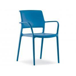 Židle ARA 315, modrá | -10 % Sara315BL Pedrali