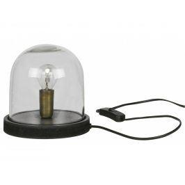 Retro stolní lampa Magnus II., černá dee:800562-Z Hoorns
