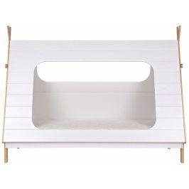 Dětská postel Wooliz, borovice dee:380100-W Hoorns
