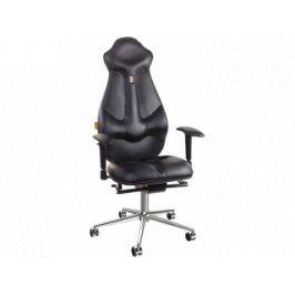 Kancelářské křeslo Imperial, ekokůže/látka (Černá)  SK-0702 Kulik System