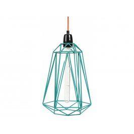 Závěsné světlo Diamond 5, modrá/oranžová filamenstyle011 FILAMENTSTYLE