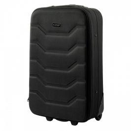 Kufr na kolečkách Hi-Tec Bodrum 56l Barva: černá