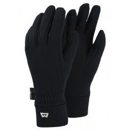 Dámské rukavice Mountain Equipment Touch Screen Wmns Glove Velikost rukavic: XS / Barva: černá