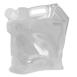 Kanystr Bo-Camp Jerrycan Water Bag 10 L Barva: průhledná