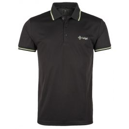Pánské triko Kilpi Juba kr. rukáv Velikost: S / Barva: černá