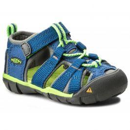 Dětské sandály Keen Seacamp II CNX INF Dětské velikosti bot: 19 (US 4) / Barva: modrá