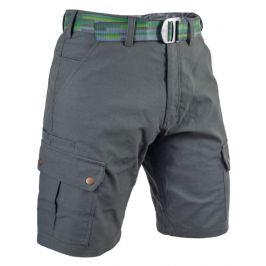 Pánské šortky Warmpeace Lagen Velikost: S / Barva: šedá