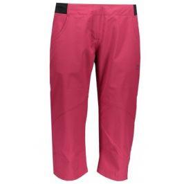 Dámské 3/4 kalhoty Nordblanc Abet Velikost: S (36) / Barva: růžová