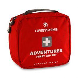 Lékárnička Lifesystems Adventurer First Aid Kit Barva: červená
