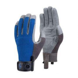 Sportovní rukavice Black Diamond Crag Velikost: XS / Barva: modrá