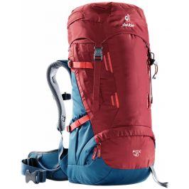 Juniorský batoh Deuter Fox 40 Barva: červená