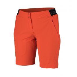 Dámské kraťasy Northfinder Ariah Velikost: S / Barva: oranžová