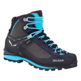 Dámské boty Salewa WS Crow GTX Velikost bot (EU): 40 (UK 6,5) / Barva: modrá