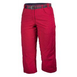 Dámské 3/4 kalhoty Warmpeace Flex Lady Velikost: S / Barva: růžová