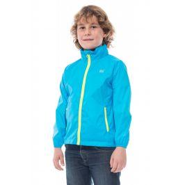 Dětská nepromokavá bunda Mac in a Sac Neon Kids jacket Velikost: 2-4 (92) / Barva: modrá