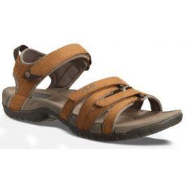 Dámské sandály Teva Tirra Leather Velikost bot: 36 (5) / Barva: Rust