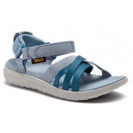 Dámské sandály Teva Sanborn Sandal Velikost bot (EU): 36 (5) / Barva: modrá