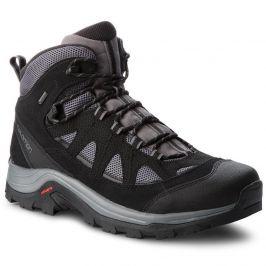 Pánská obuv Salomon Authentic Ltr Gtx Velikost bot (EU): 44 (2/3) (UK 10) / Barva: černá/šedá