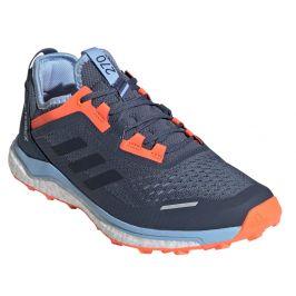 Dámské boty Adidas Terrex Agravic Flow Velikost bot (EU): 37 (1/3) / Barva: modrá